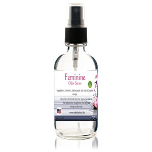 Feminine Odor Spray