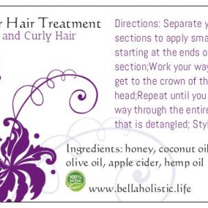 Detangler Hair Treatment