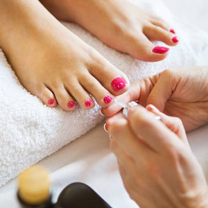 Nail Restoration Treatment