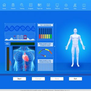 Magnetic Body Scan