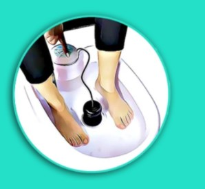 Ion Detox Machine Session